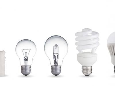 Evolution der Glühbirne-Von der Kerze bis hin zu LED-Lampe